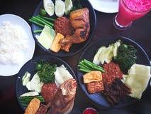 nasi τροφίμων lelapan Στοκ εικόνες με δικαίωμα ελεύθερης χρήσης