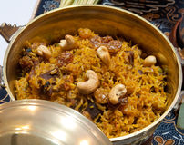 Nasi Briyani Stock Photography