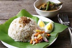 Nasi Dagang - Series 9 Stock Photography
