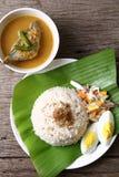 Nasi Dagang - Series 8 Stock Images