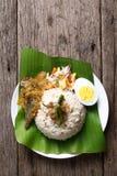 Nasi Dagang - Series 6 Stock Image