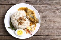 Nasi Dagang - Series 3 Stock Photography