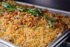 Nasi Goreng Imagem de Stock
