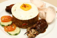 Nasi goreng Royalty Free Stock Images