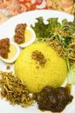 Nasi Kuning Images stock