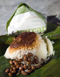 NASI LEMAK Royalty Free Stock Photos