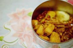 Nasi lemak Stock Photography