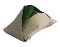 Nasi malais traditionnel Lemak Image stock