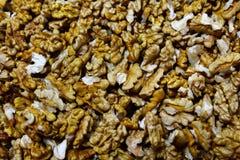 nasiona wiele orzech włoski zdjęcia stock
