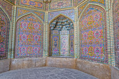 Nasir al meczetu dekoracja fotografia stock