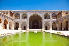Nasir al-Mulk Mosque, Nasir al-Molk Mosque,  Iran Stock Images