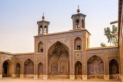 Nasir al-Mulk Mosque - Shiraz Stock Photography