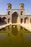 Nasir al-Mulk Mosque in Shiraz, der Iran Stockfoto
