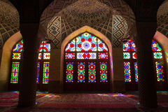 Nasir al-Mulk Mosque Royalty Free Stock Images