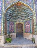 Nasir al-Mulk Mosque vault Stock Photos