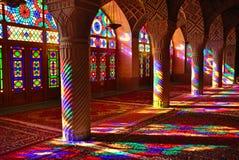 Nasir-ol-Molk Mosque Stock Image