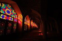 Nasir olMolk moské Arkivbilder