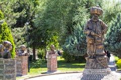 Free Nasreddin Hodja Bronze Sculpture In The Humour Park Of Aksehir. Royalty Free Stock Image - 178062976