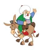 Nasreddin hodja Royalty Free Stock Photography