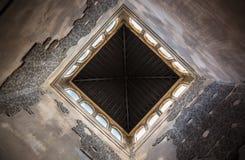 Nasrid slott Arkivfoto