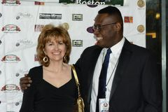 Nassal  and Jerome BIFF Red Carpet Royalty Free Stock Photography