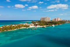 Nassau, Μπαχάμες στοκ εικόνες