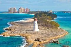 Nassau, Μπαχάμες στοκ εικόνα