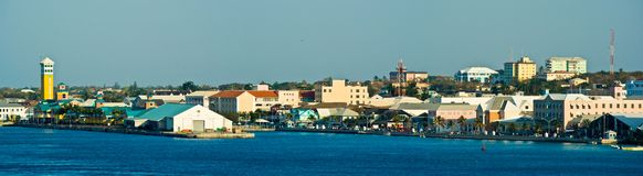 Nassau Royalty Free Stock Photo