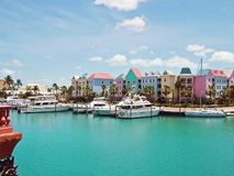 Nassau Bahamas imagen de archivo