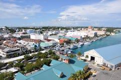 Nassau Bahamas arkivfoton