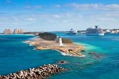 Nassau, Bahamas fotografia stock
