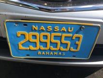 Nassau Bahamas Fotografia Stock