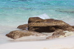 Nassau Bahamas Beach Royalty Free Stock Image
