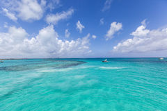 Nassau, Bahamas Beach. From Bahamas, Beach, Caribbean Beaches, caribbean, turquoise water, sandy beaches, palm trees, paradise on earth, paradise, Bahamas royalty free stock photos