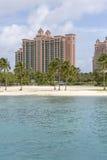 Nassau, Bahamas Beach. From Bahamas, Beach, Caribbean Beaches, caribbean, turquoise water, sandy beaches, palm trees, paradise on earth, paradise, Bahamas royalty free stock images