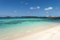 Nassau City Beach Royalty Free Stock Image
