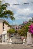 Nassau Cityscape Royalty Free Stock Image