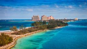 Nassau, de Bahamas Stock Foto