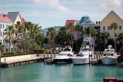 Nassau gata Royaltyfria Bilder