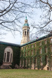Nassau Hall Princeton University lizenzfreie stockfotografie