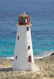Nassau Harbor Lighthouse Tower Royalty Free Stock Photos