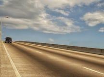 Nassau-Paradiesinselbrücke Lizenzfreie Stockfotos