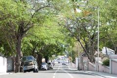 Nassau parlamentu ulica obraz royalty free