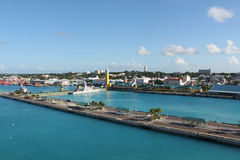 Nassau port Royalty Free Stock Photos