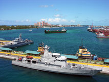 Nassau Ships Stock Photos