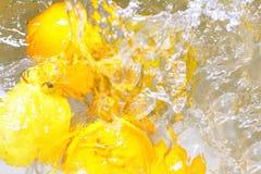 Nasse Frucht lizenzfreie stockfotografie