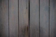 Nasse Holzfußböden Stockbilder