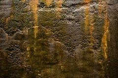 Nasse Oberfläche und Beschaffenheit Lizenzfreies Stockbild