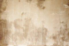 Nasser und feuchter Gips in einer Ausgangsinnenraumerneuerung Lizenzfreies Stockfoto