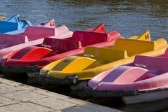następ łódź następ Zdjęcia Stock